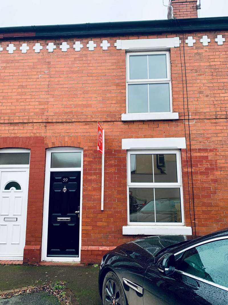 2 Bedrooms Terraced House for rent in Cumbernauld Street, Latchford