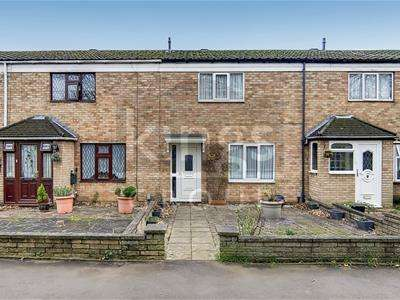 2 Bedrooms Terraced House for sale in Roundhills, Waltham Abbey