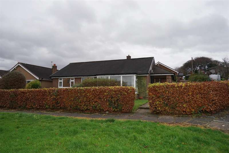 3 Bedrooms Detached Bungalow for sale in Stocks Park Drive, Horwich, Bolton