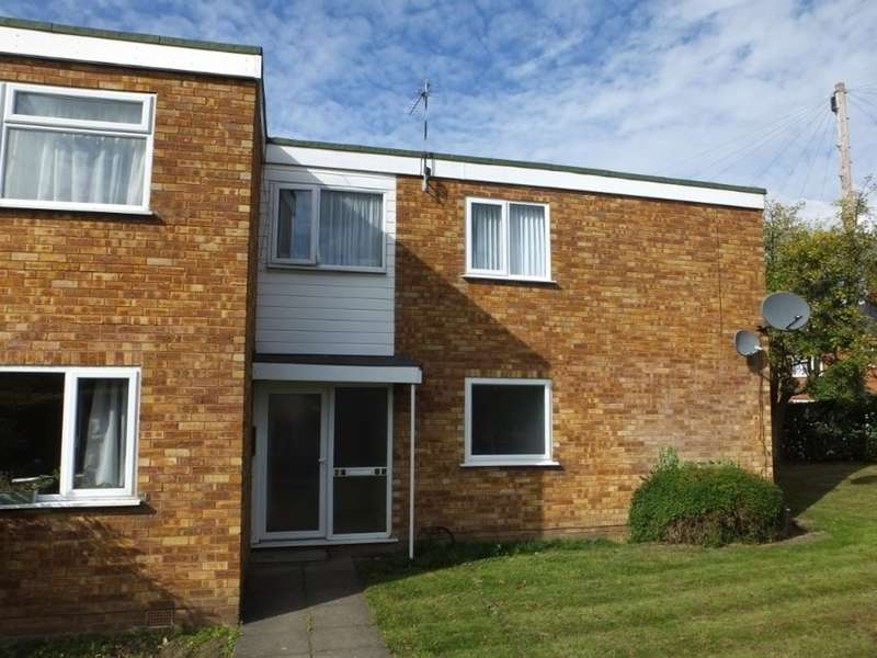 2 Bedrooms Maisonette Flat for rent in Whateleys Drive, Kenilworth