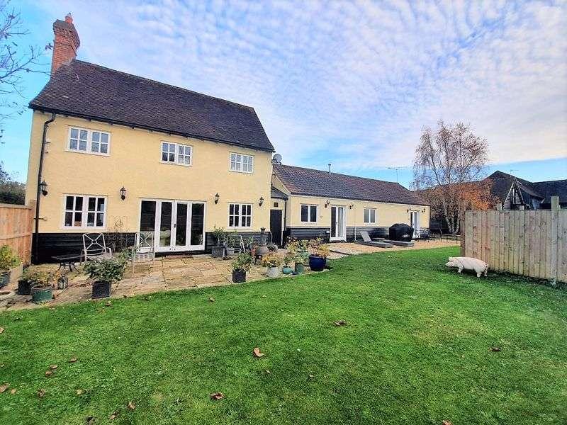 3 Bedrooms Property for sale in Pledgdon Green, Henham, Bishops Stortford