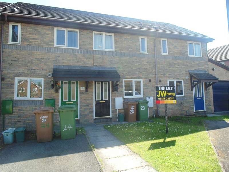 2 Bedrooms Detached House for rent in Newfoundland Way, Blackwood, Caerphilly, Caerphilly