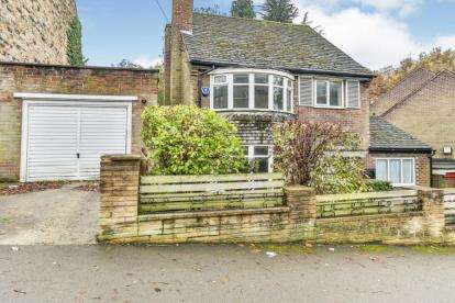 3 Bedrooms Detached House for sale in Granville Road, Sheffield, South Yorkshire
