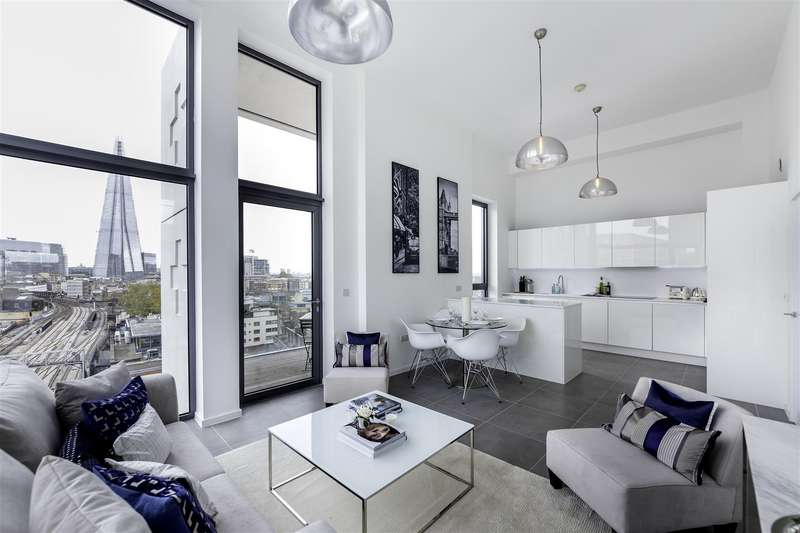 2 Bedrooms Flat for sale in Rosler Building, Ewer Street, London Bridge, London
