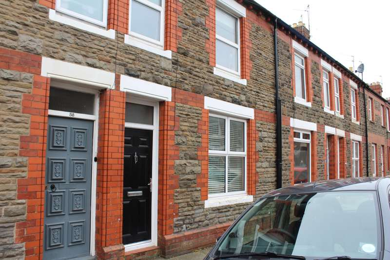 4 Bedrooms House for rent in Talygarn Street, , Gabalfa