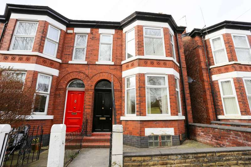 1 Bedroom Apartment Flat for rent in 32 Kennerley Road, Davenport, Stockport, SK2