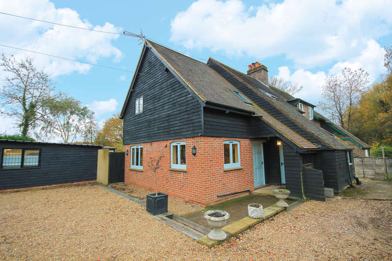 4 Bedrooms Semi Detached House for sale in Furnace Lane, Cowden