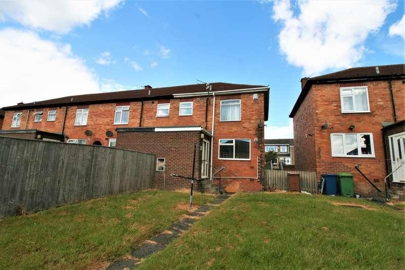 2 Bedrooms Semi Detached House for rent in Morris Terrace, Hetton le Hole