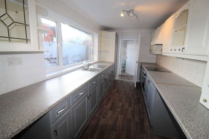 2 Bedrooms Terraced House for sale in Rosalind Street, Ashington, Northumberland, NE63