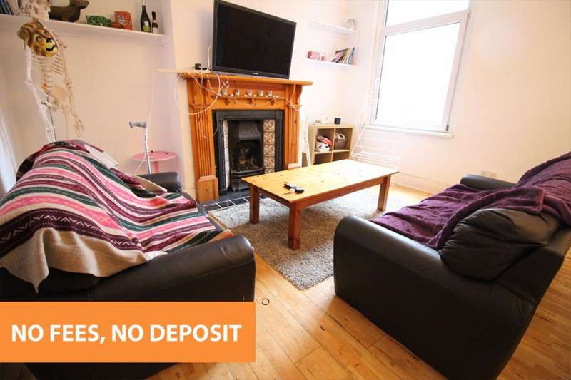 4 Bedrooms Terraced House for rent in Australia Road, Heath, Cardiff