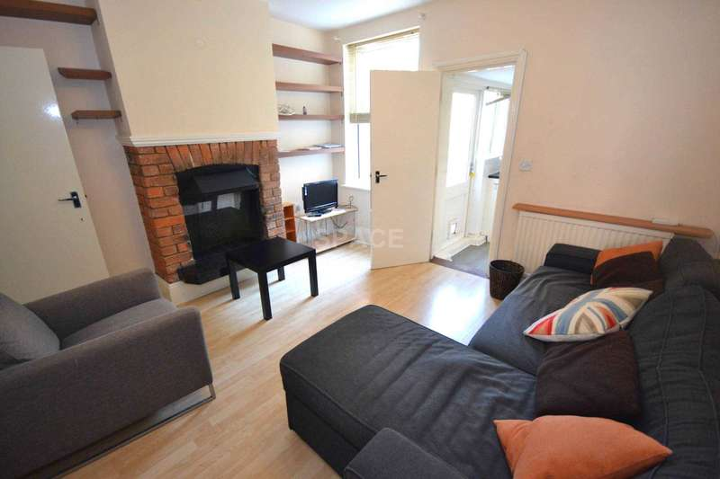 4 Bedrooms Terraced House for rent in Victoria Street, Reading, RG1 4NQ