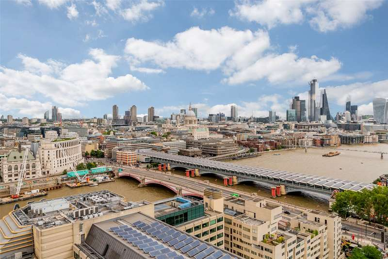 2 Bedrooms Apartment Flat for sale in South Bank Tower, 55 Upper Ground, London, SE1