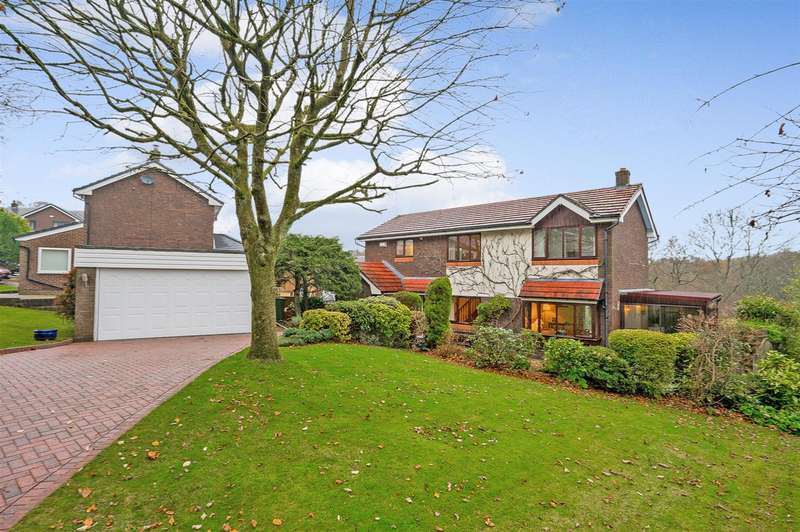 4 Bedrooms House for sale in Forest Way, Bromley Cross, Bolton