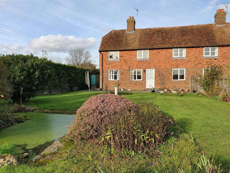 3 Bedrooms Semi Detached House for sale in Bullen Lane, East Peckham, Tonbridge