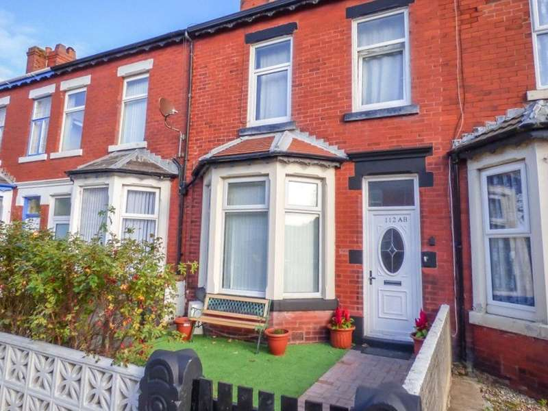 4 Bedrooms Terraced House for sale in Elizabeth Street, Blackpool, Lancashire