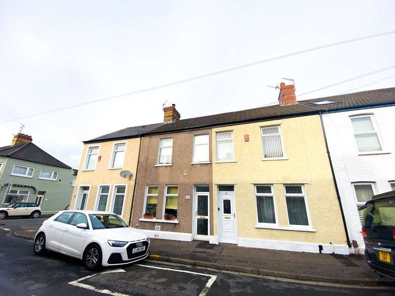 2 Bedrooms Semi Detached House for rent in Daisy Street, Cardiff