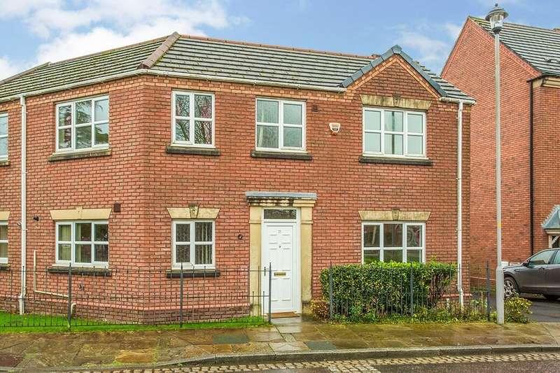 3 Bedrooms Property for rent in Ladybank Avenue, Fulwood, Preston, PR2