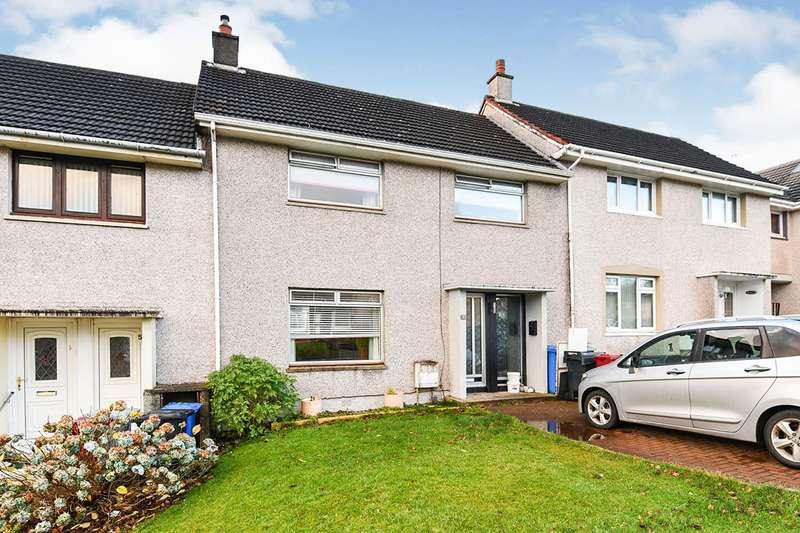 3 Bedrooms Property for sale in Stirling Drive, East Kilbride, G74