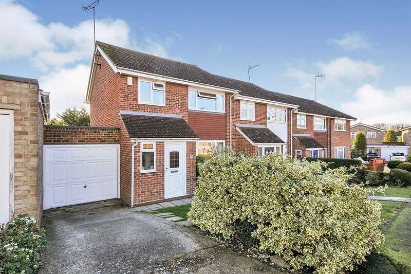 3 Bedrooms End Of Terrace House for sale in Cranleigh Drive, Swanley, Kent, BR8