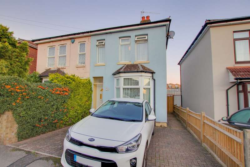 3 Bedrooms Semi Detached House for sale in Bridge Road, Woolston