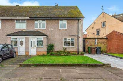 3 Bedrooms Semi Detached House for sale in Oaklands Avenue, Liverpool, Merseyside, L23