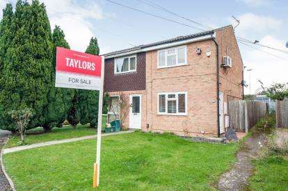 2 Bedrooms End Of Terrace House for sale in Marsh Drive, Cheltenham, Gloucestershire