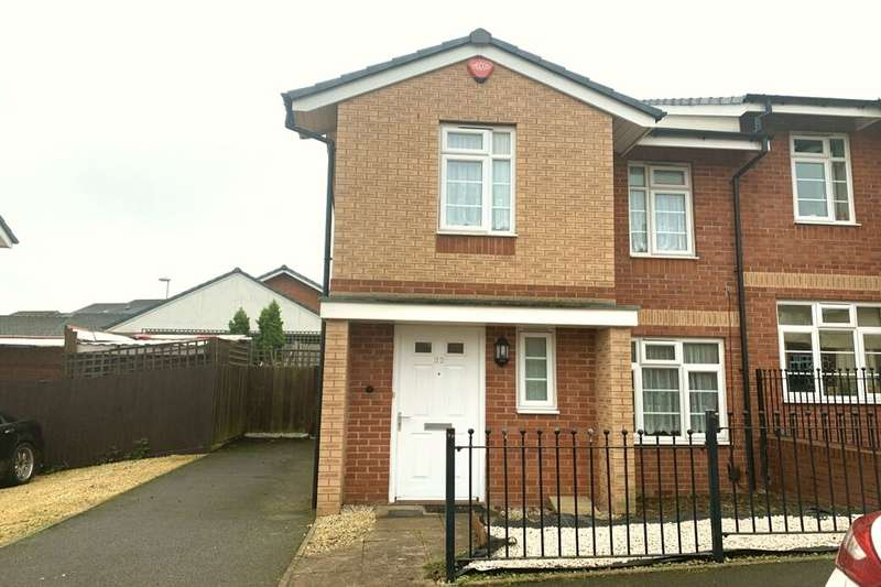 3 Bedrooms Semi Detached House for rent in The Riddings, Stechford, Birmingham, B33