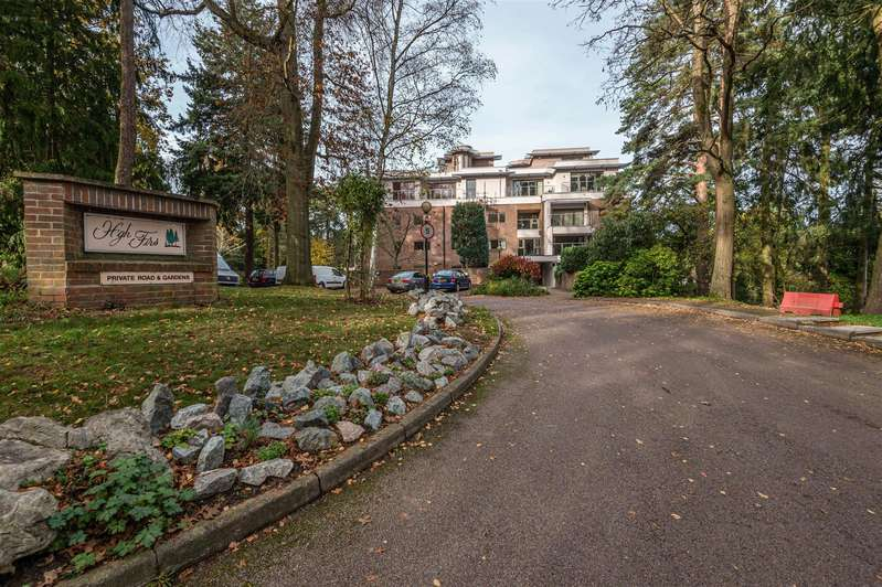 2 Bedrooms Apartment Flat for sale in Gills Hill, Radlett