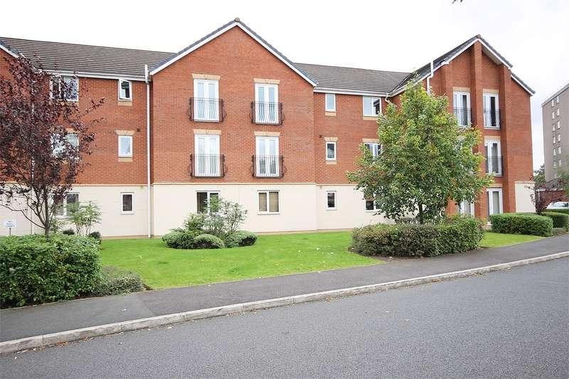 2 Bedrooms Apartment Flat for rent in Moorside, Warrington, WA4
