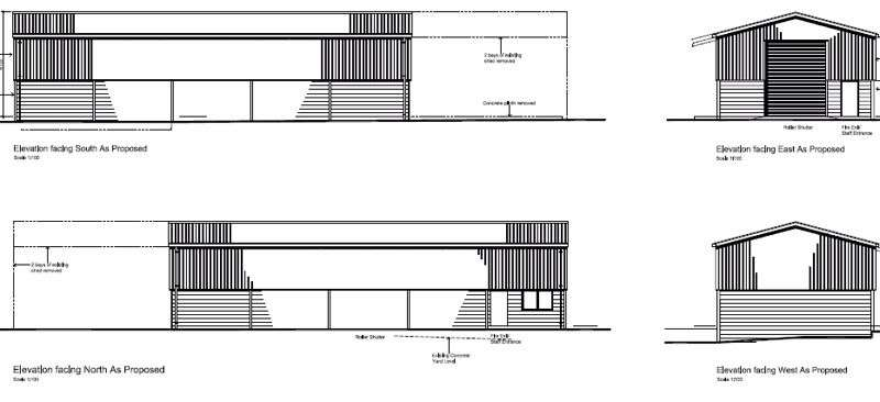 Property for rent in High House Farm Raglan, Usk, NP15 2BS
