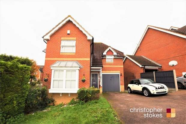 3 Bedrooms Detached House for rent in Lucern Close, Hammond Street, Cheshunt, Hertfordshire