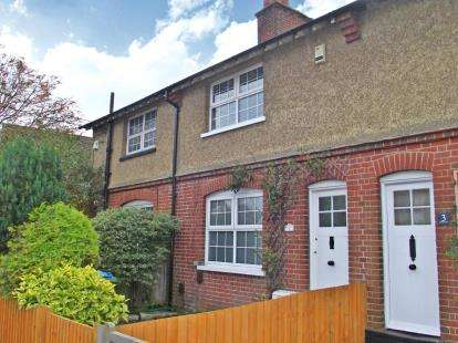 2 Bedrooms Terraced House for sale in Old Redbridge Road, Old Redbridge, Southampton