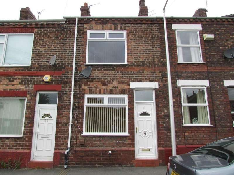 2 Bedrooms Terraced House for rent in Ireland Street, Widnes, WA8