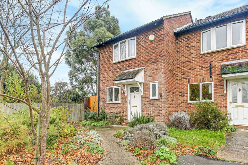 3 Bedrooms End Of Terrace House for sale in Pool Close, Beckenham, BR3