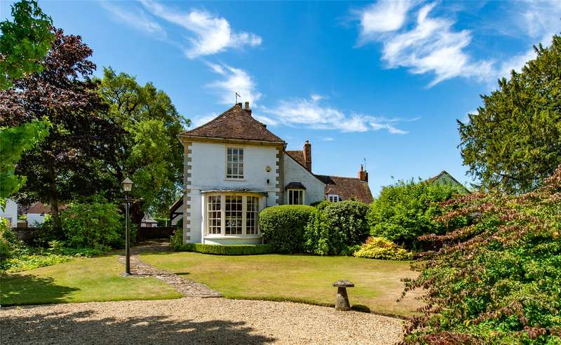 8 Bedrooms Detached House for sale in Main Street, Cropthorne, Pershore, Worcestershire, WR10