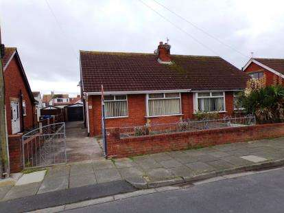 2 Bedrooms Bungalow for sale in Waring Drive, Thornton-Cleveleys, Lancashire, ., FY5