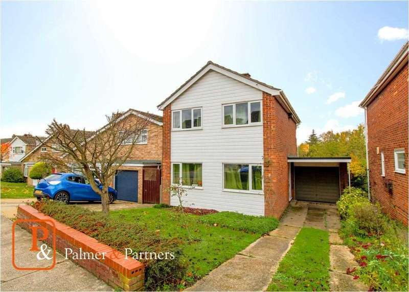3 Bedrooms Detached House for sale in St Dominic Road, St Johns, Colchester CO4