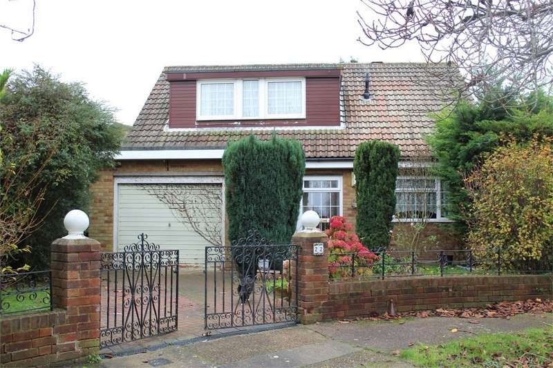 3 Bedrooms Detached House for sale in Derby Road, Darland, Chatham, Kent