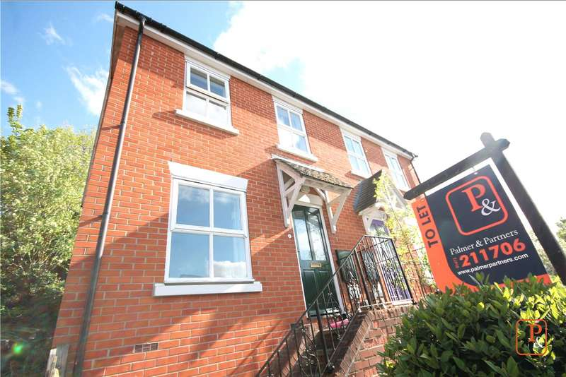 2 Bedrooms House for rent in Mitre Way, Ipswich, Suffolk, IP3