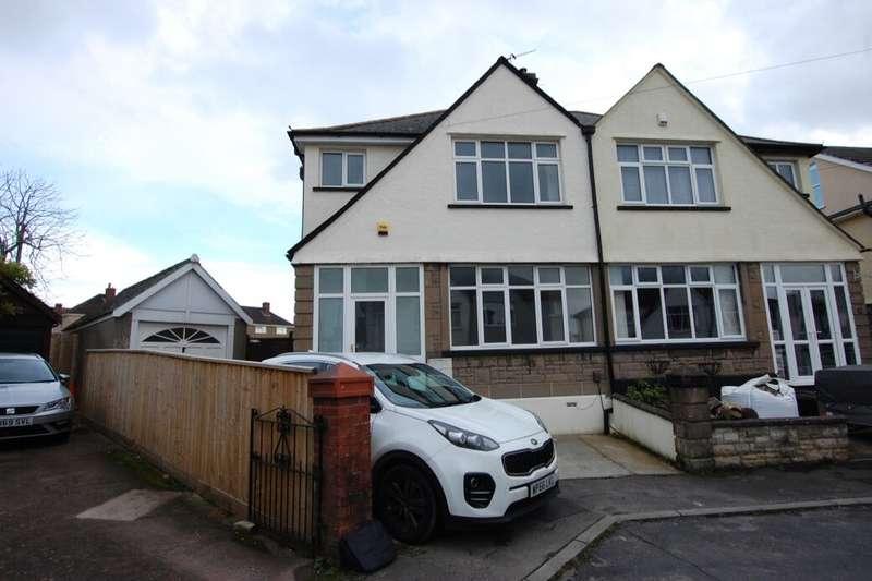 3 Bedrooms Semi Detached House for rent in Beechwood Avenue, Hanham, Bristol, BS15