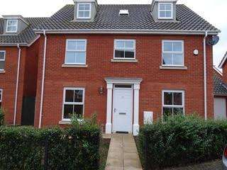 7 Bedrooms House for rent in Earles Gardens, Norwich