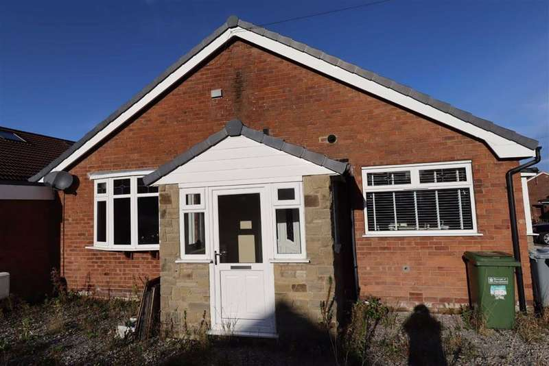 2 Bedrooms Detached Bungalow for rent in Sussex Avenue, Gawsworth, Macclesfield