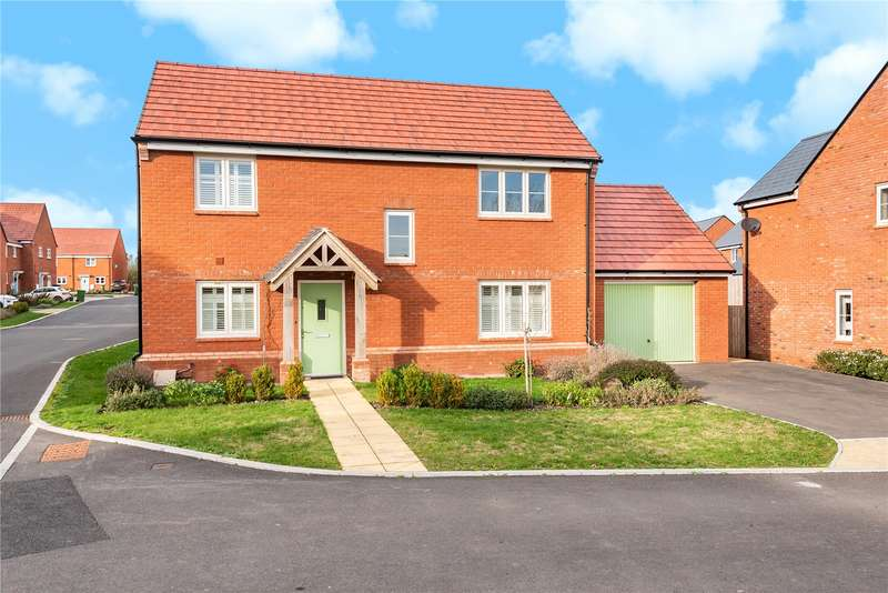 4 Bedrooms Detached House for sale in Rectory Close, Ashleworth, Gloucester, Gloucestershire, GL19