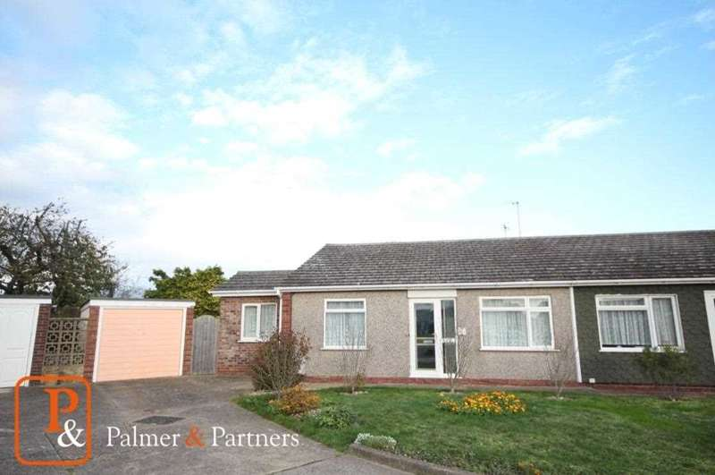 3 Bedrooms Semi Detached House for sale in Lime Close, Clacton-on-Sea