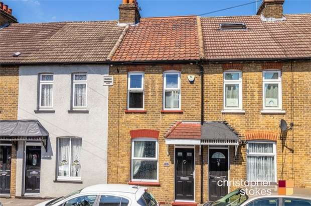 2 Bedrooms Terraced House for sale in Cadmore Lane, Cheshunt, Cheshunt, Hertfordshire