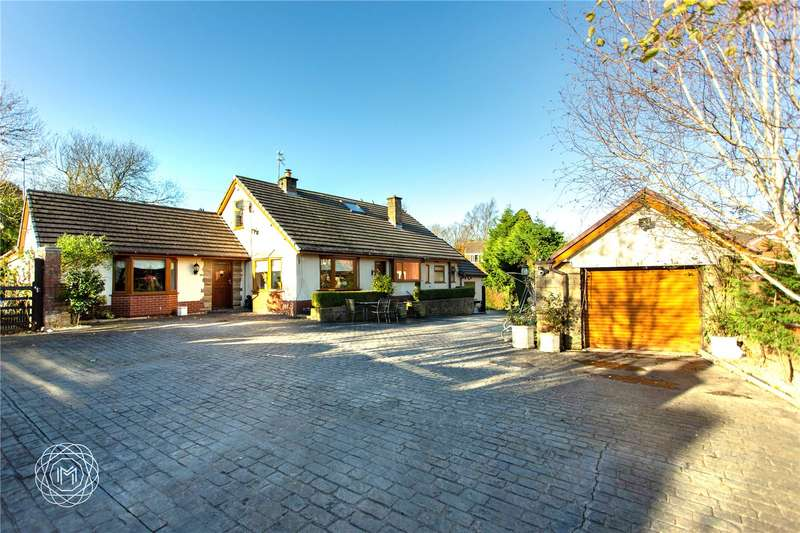 5 Bedrooms Detached Bungalow for sale in Smithy Hill, Bolton, Lancashire, BL3