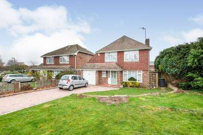3 Bedrooms Detached House for sale in Purbrook, Waterlooville, Hampshire