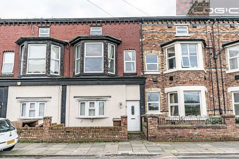 5 Bedrooms Terraced House for sale in Elm Road, Seaforth, Liverpool, L21