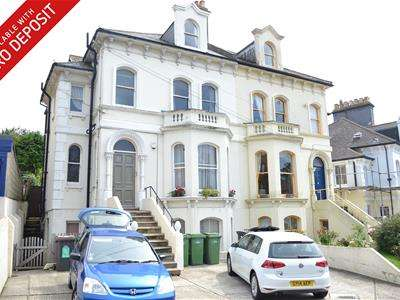 1 Bedroom Flat for rent in St. Helens Park Road, Hastings, TN34