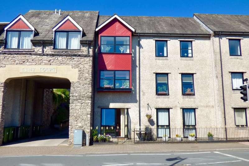 2 Bedrooms Flat for sale in Kent Court, Kendal, Cumbria, LA9 5AN